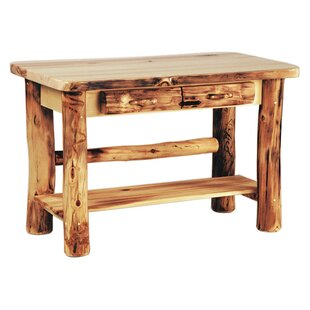 Mountain Woods Furniture Aspen Heirloom Console Table