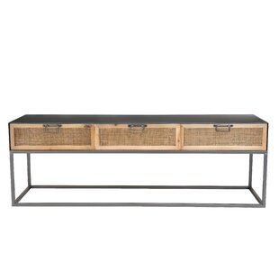 Review Macon TV Stand For TVs Up To 60