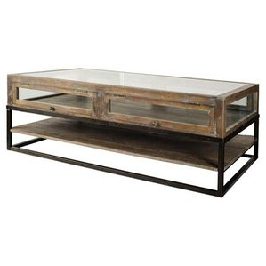 Landis Glass Coffee Table by Ivy Bronx