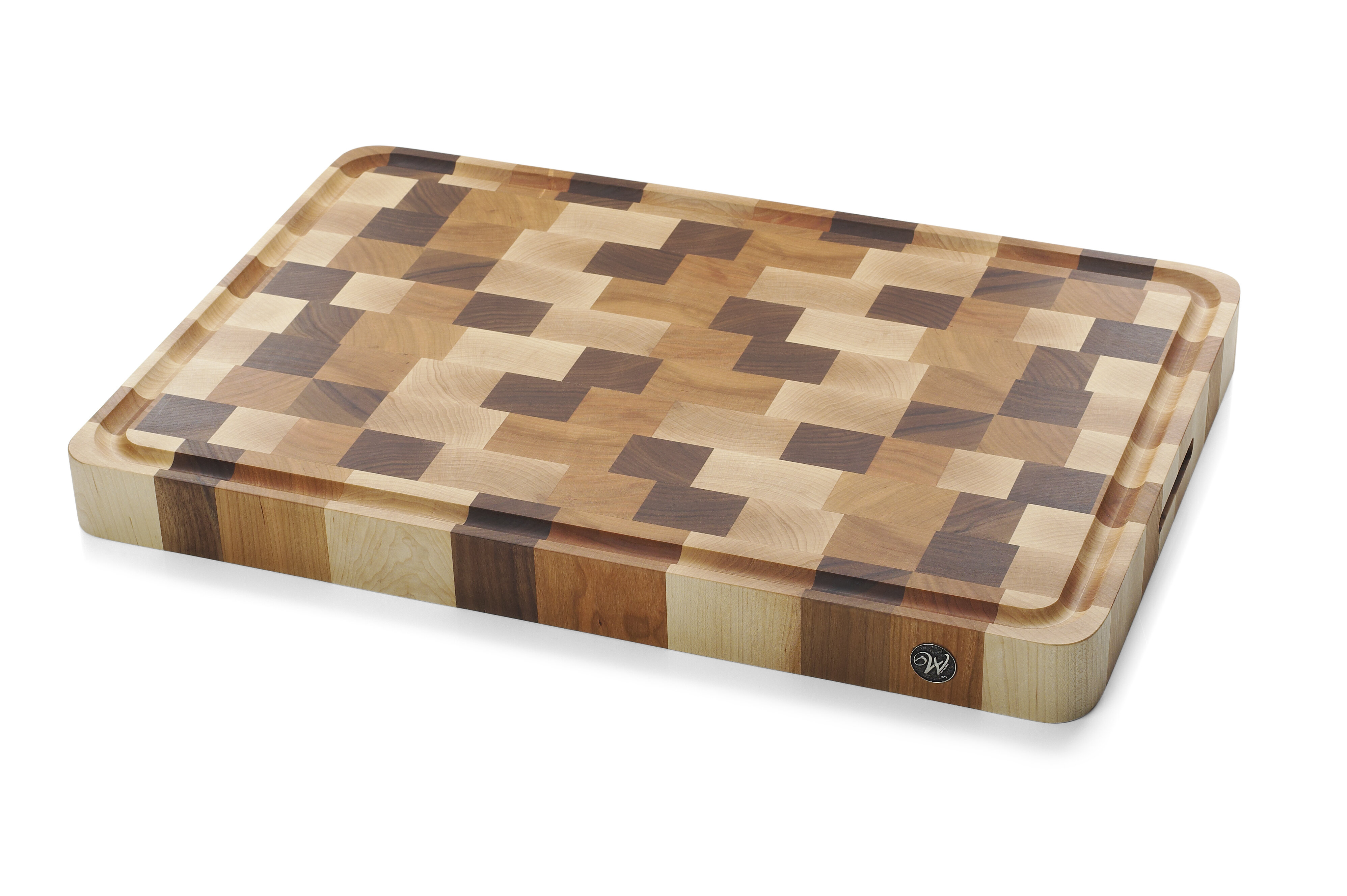 Warther Boards Wood Cutting Board Wayfair