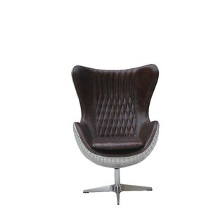 Aragam Swivel Barrel Chair