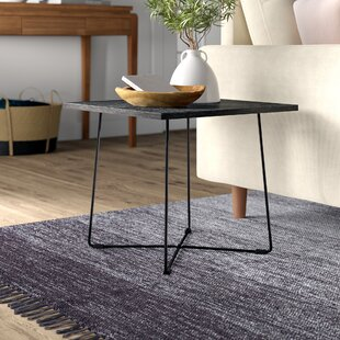 Compare prices Hardin End Table by Union Rustic
