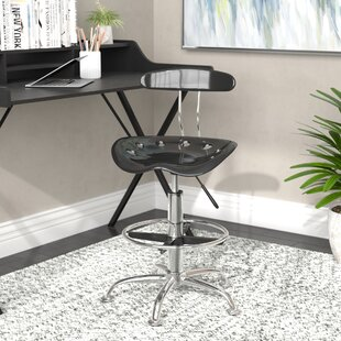 Affordable Lila Height Drafting Chair by Zipcode Design Reviews (2019) & Buyer's Guide
