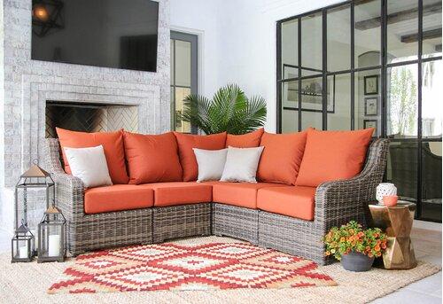 Patio Furniture Bohemian Room Design Ideas Joss Main