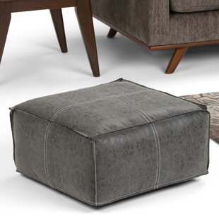 Williston Forge Sundquist Pouf