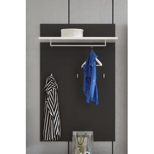 Thierry Wall Mounted Coat Rack By 17 Stories