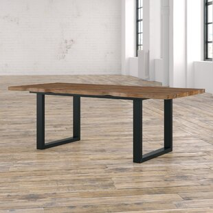 Rossman Dining Table by 17 Stories