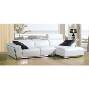 Hokku Designs Arnhem Reclining Sectional