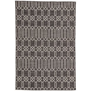 Nikki Chu Dark Gray Indoor/Outdoor Area Rug