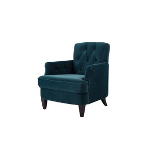 Verdia Tufted Accent Armchair by Willa Arlo Interiors