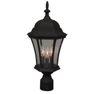 Oakhill Outdoor 3-Light Lanter..