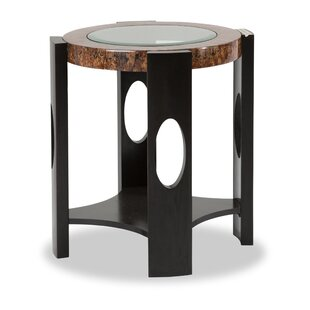 Compare & Buy Montecristo End Table by Michael Amini