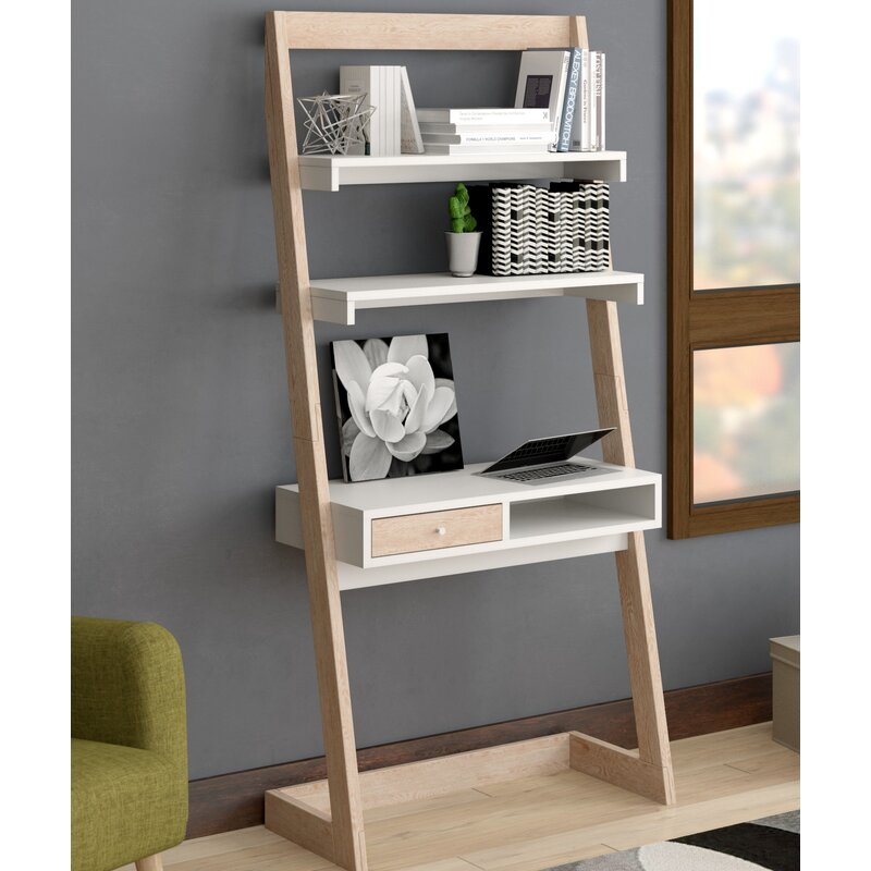 Mercury Row Blitar Ladder Desk Amp Reviews Wayfair Ca