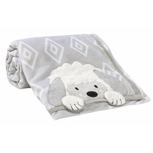 Little Llama Blanket