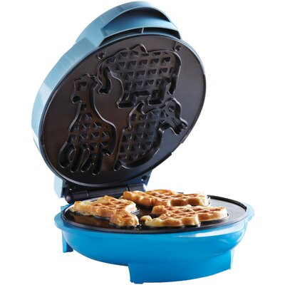 Brentwood Appliances Animal Shape Waffle Maker