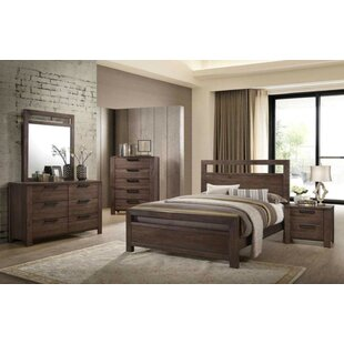 Ballou Panel Configurable Bedroom Set by Foundry Select