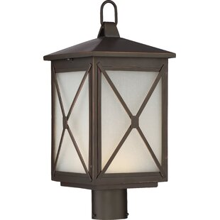 Sagebrush 1-Light LED Lantern Head By Laurel Foundry Modern Farmhouse Outdoor Lighting