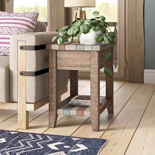 Guadalupe Ridge Chairside Table by Loon Peak