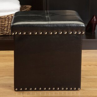 Look for Hodgkinson Storage Ottoman By Winston Porter