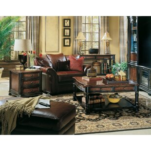 Preston Ridge Coffee Table With Storage By Hooker Furniture