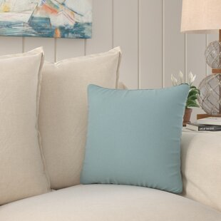 Adelia Texture Outdoor Throw Pillow (Set of 2)