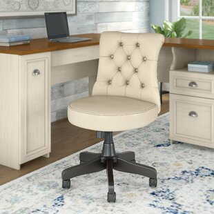 Oakridge Mid Back Tufted Task Chair by Beachcrest Home 2019 Sale
