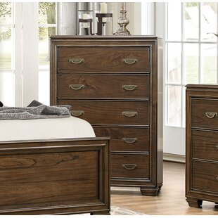Garold 5 Drawer Chest
