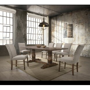 Twitchell 7 Piece Dining Set by Gracie Oaks