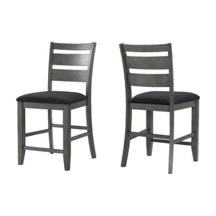 Osterhout Bar Stool (Set of 2) Red Barrel Studio