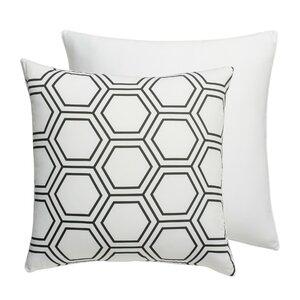 Hexagon Square Sham