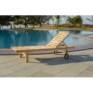 Caitlynne Reclining Sun Lounger By Sol 72 Outdoor