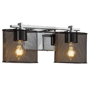 Best Price Bennett 2-Light Vanity Light By 17 Stories
