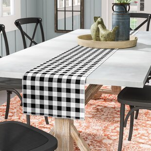Wayfair Gingham Table Linens You Ll Love In 2021