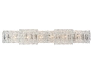 Everly Quinn Shery Modern Crystal 6-Light Bath Bar