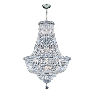 House of Hampton Carson 15-Light Chandelier