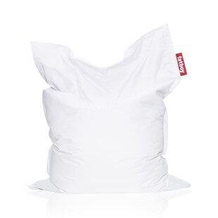 White Fluffy Bean Bag | Wayfair