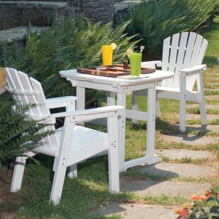 Portsmouth Plastic Dining Table by Seaside Casual