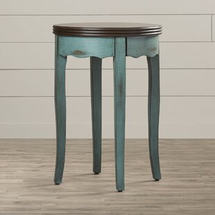 Dominick End Table by August Grove