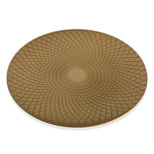 Expresso 33cm Melamine Dinner Plate (Set Of 6) By World Menagerie