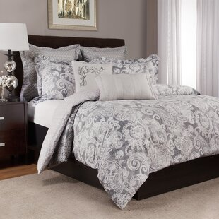 Leister Farmhouse Luxury Reversible Duvet Cover Set