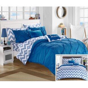 Chic Home Louisville Reversible Comforter Set