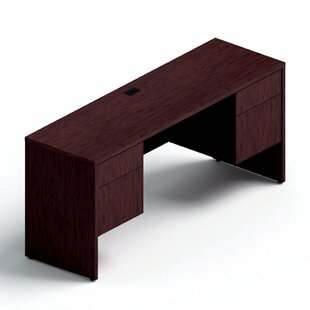 Genoa Knee Space Executive Desk