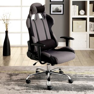 Swaney Gaming Chair by Latitude Run Spacial Price