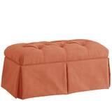 Leland Upholstered Storage Bench