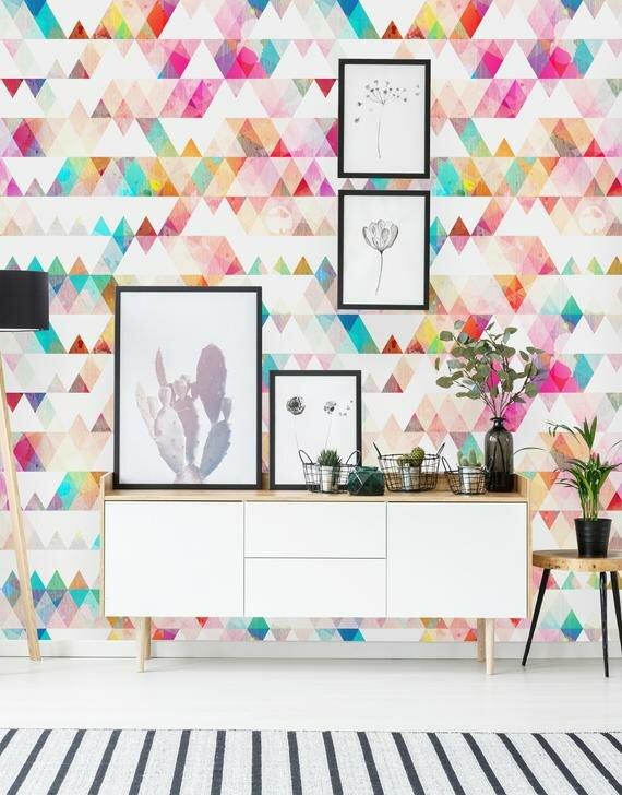 Wrought Studio Yelverton Removable 10 L X 25 W Peel And Stick Wallpaper Roll Wayfair