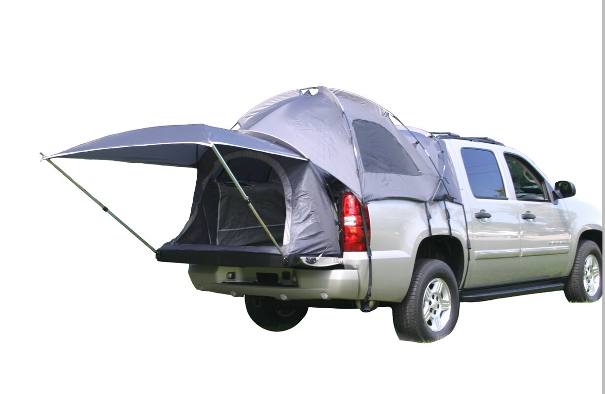 Sportz Truck Tent for Chevy Avalanche  sc 1 st  Wayfair & Napier Outdoors Sportz Truck Tent for Chevy Avalanche u0026 Reviews ...