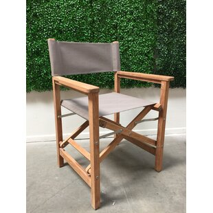 Delahunt Folding Director Chair
