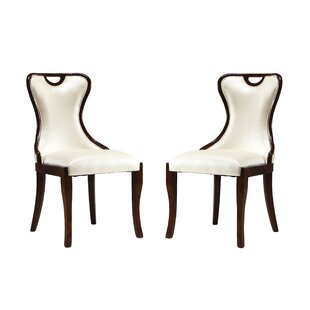 Cateline Upholstered Dining Chair (Set of 2)