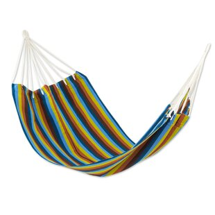 Guatemalan Single Polyester Tree Hammock