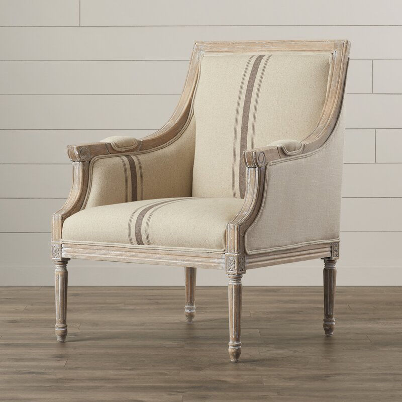 Lark Manor Lyster Armchair Reviews Wayfair